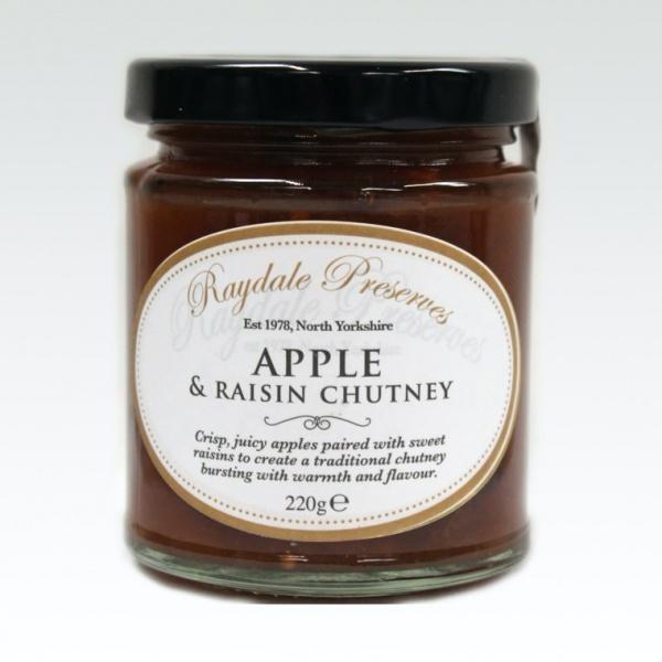 Apple & Raisin Chutney