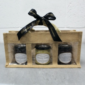 Raydale Preserves Small Hessian Gift Bag