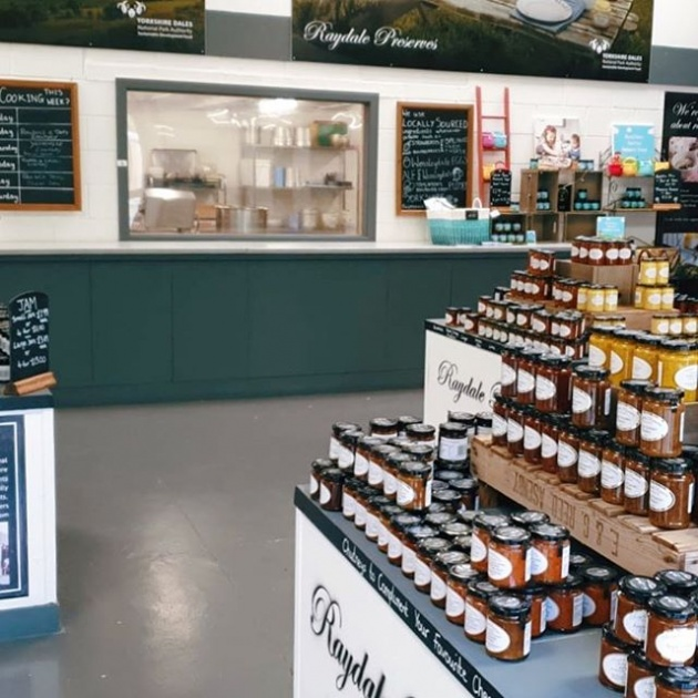 Raydale Preserves shop